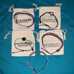 Pita Vida bracelets
